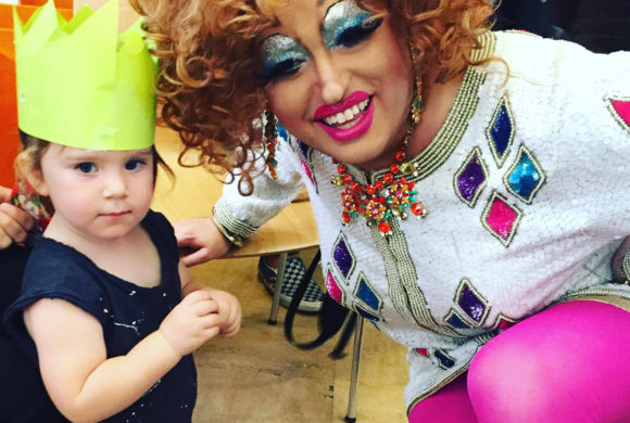 Drag Queen Story Hour - Lil Miss Hot Mess