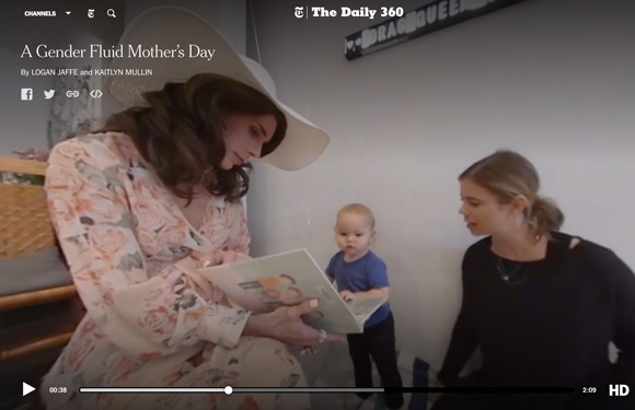 DQSH NY Times - The Daily 360 (video)
