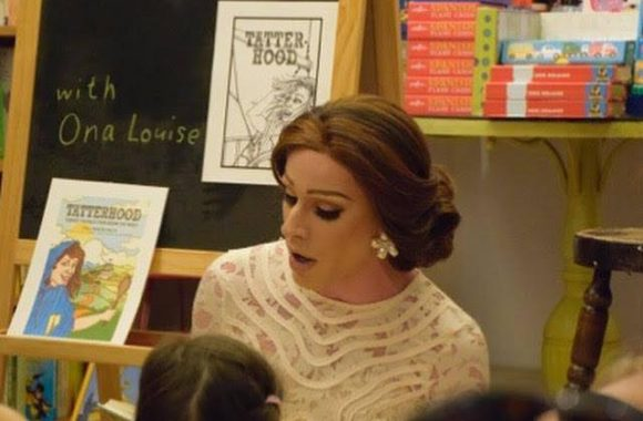 Drag Queen Story Hour - Ona Louise